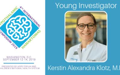 Meet Dr. Kerstin Alexandra Klotz