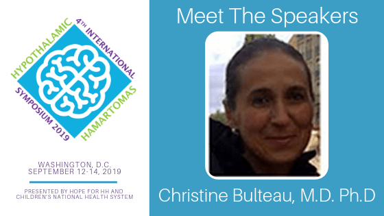 Meet Dr. Christine Bulteau