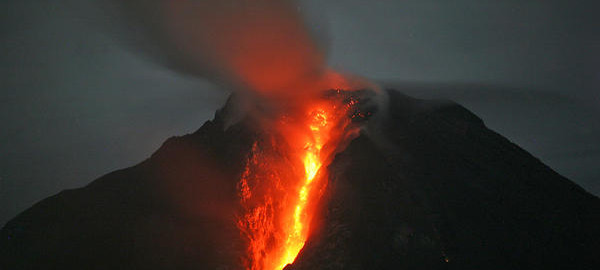 Hope for Nigeria  Supervolcano eruptions are different