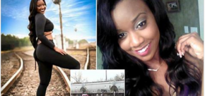 19-Year-Old Model Smashed By A Train After Getting Stuck On Tracks During Photo Shoot