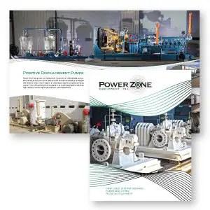 Hopeful Holistic Design brochure example
