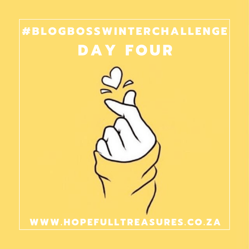 #blogbosswinterchallenge day 4