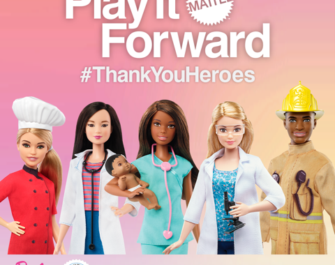 Mattel Pay It Forward