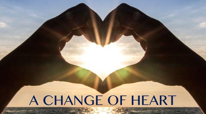 Change of Heart By HopeGirl