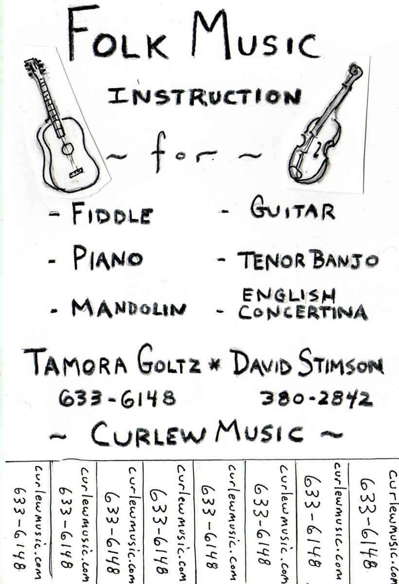 Fiddle/Violin lessons with Tamora Goltz at Free Grange