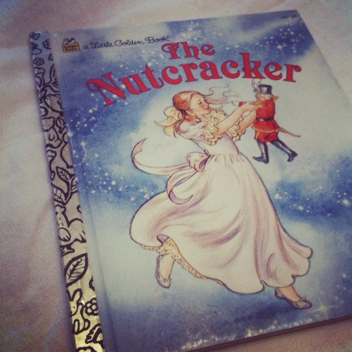 The Nutcracker Little Golden Book