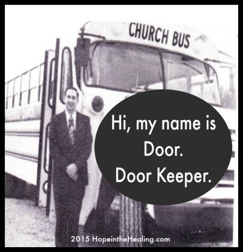 Hi my name is Door. Door Keeper. Part 4