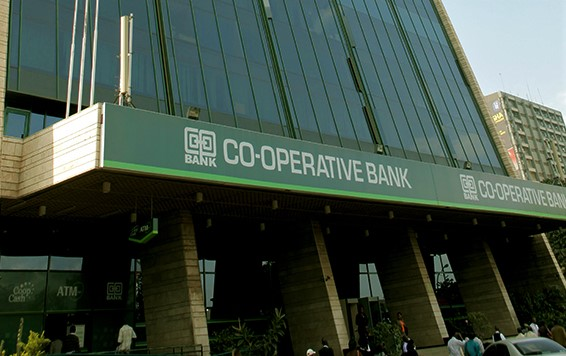 CO-OPERATIVE BANK RECORDS KSHS 5.1 BILLION PROFIT IN FIRST QUARTER 2020