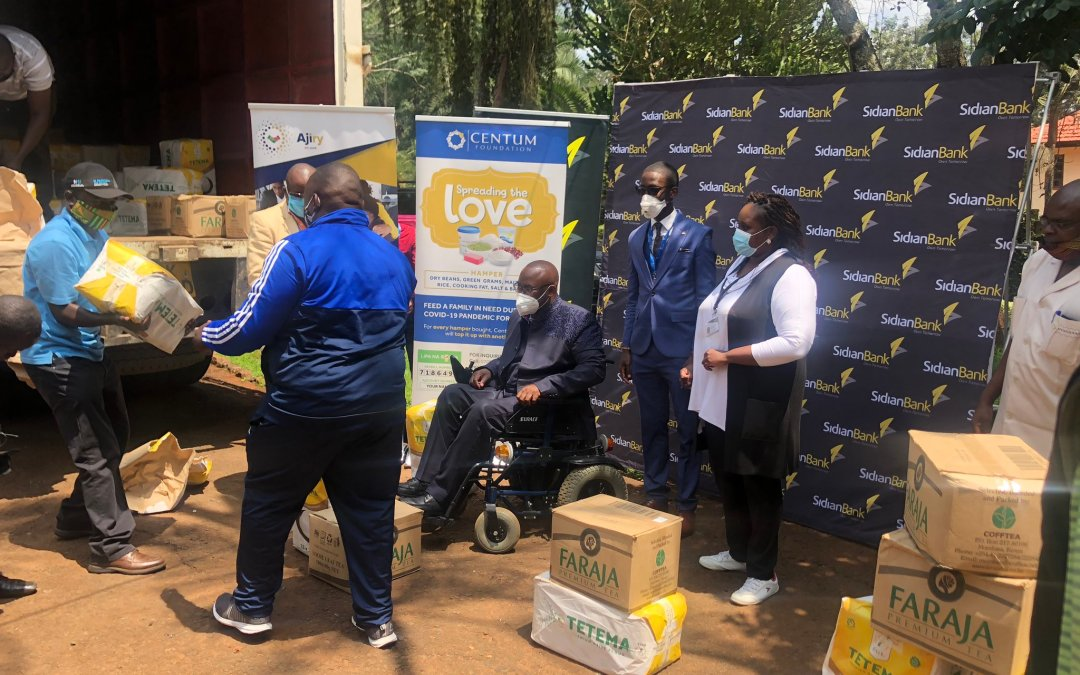 Sidian Bank Donates Ksh 1.5 Million to Families Affected by COVID-19 Pandemic