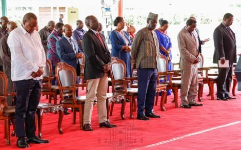 Kenya holds second National Prayer Day during COVID 19 pandemic