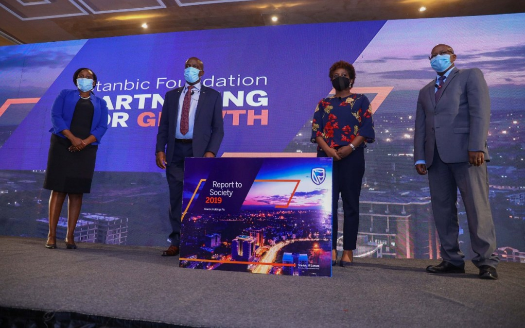 Stanbic bank releases 2019 Sustainability Report