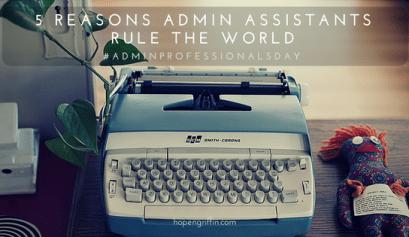 Administrative assistants appreciation day
