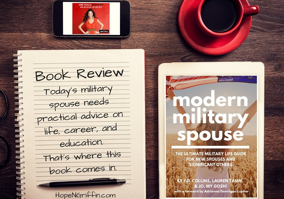 Modern Military Spouse e-book giveaway