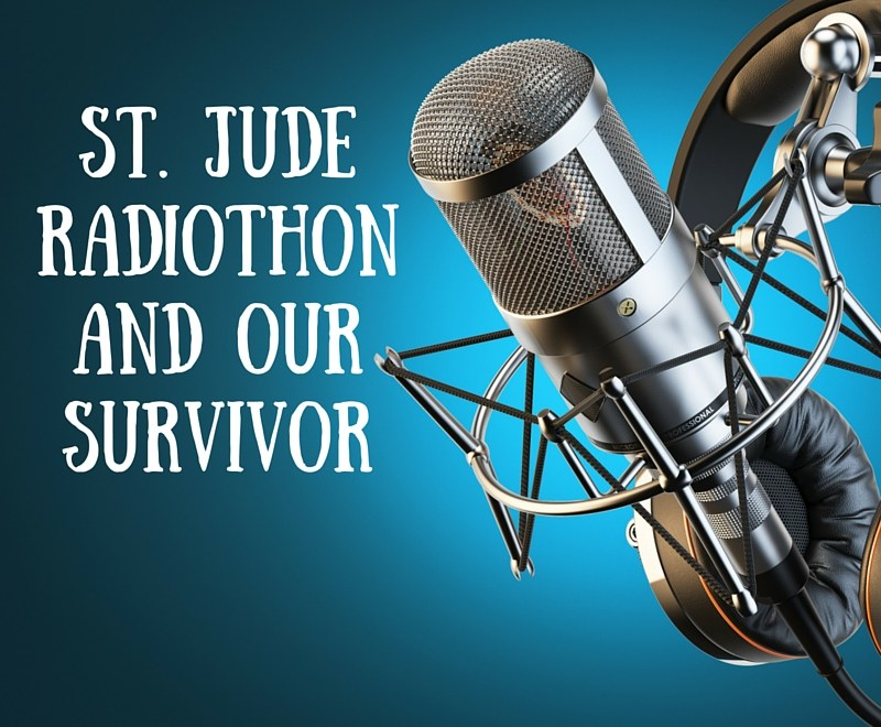KHEY St. Jude Radiothon and Our Survivor