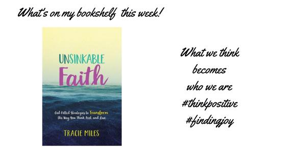 Unsinkable Faith by Tracie Miles