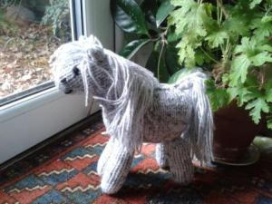 Knitted Pony Compressed