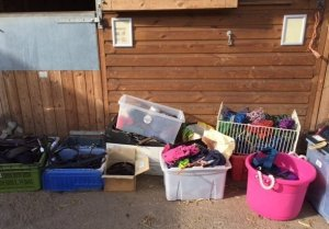 Table Top Tack & Horsey Goodies Sale @ Richmond Equestrian Centre | United Kingdom