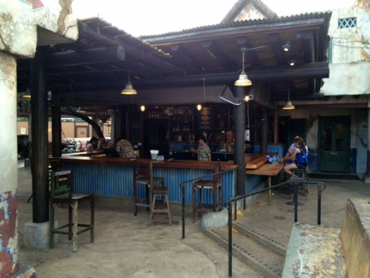 Dawa Bar at Animal Kingdom