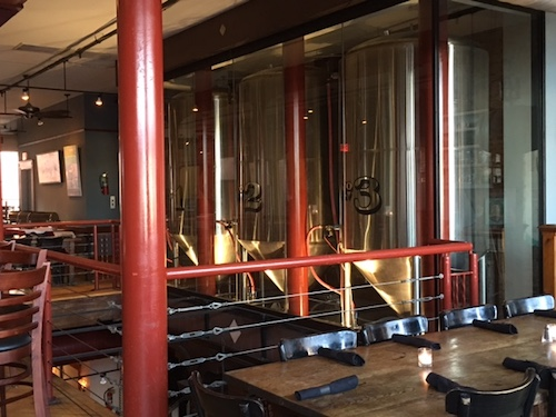 Fermenters At Crescent City Brewhouse