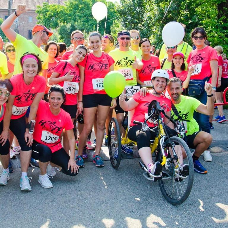 Hope Running Stramandriamo 2018