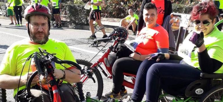 """Il #TeamHopeStar a Borgaro """" Corri e Cammina"""""""
