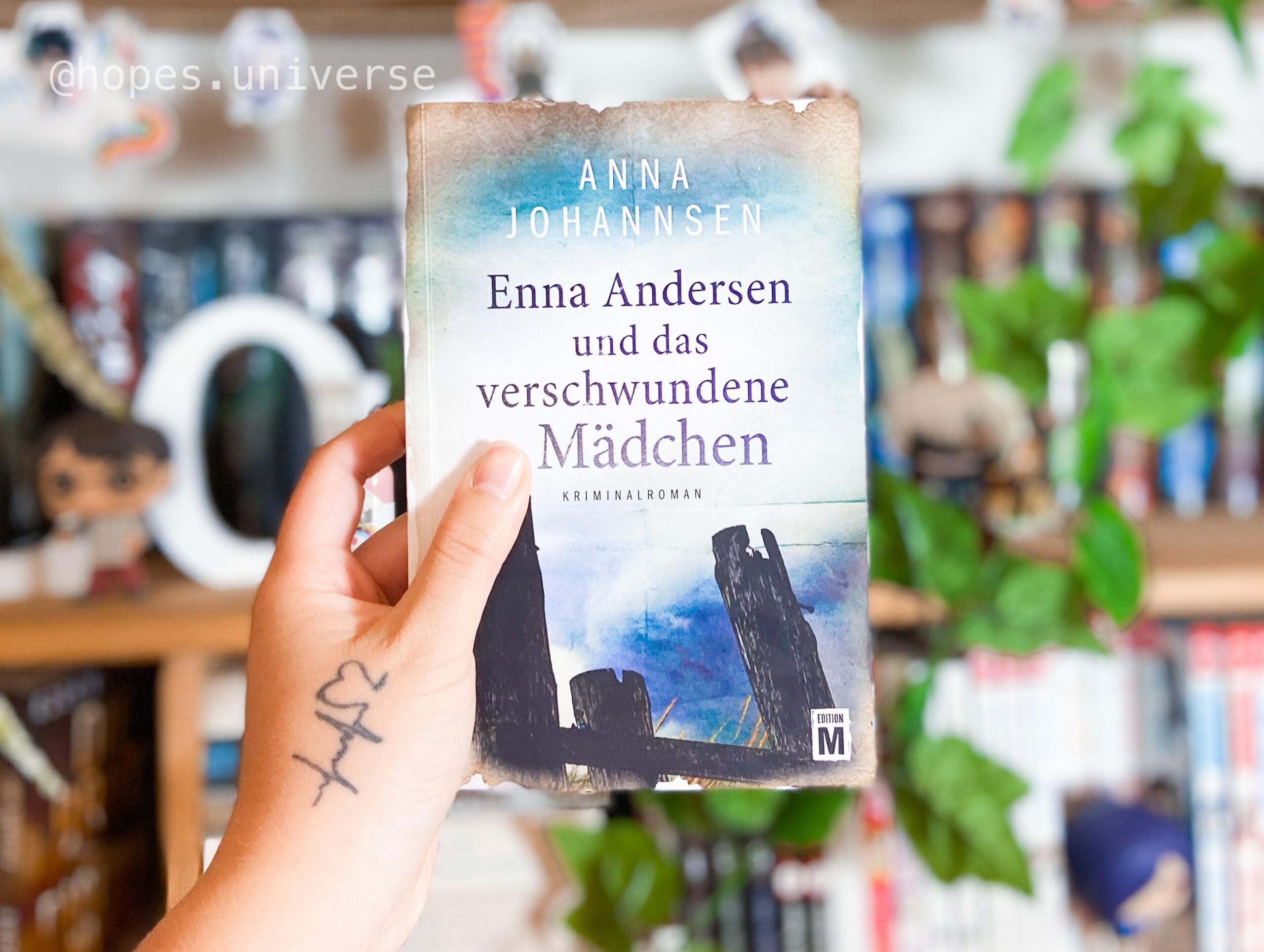 {Rezension} Enna Andersen und das verschwundene Mädchen
