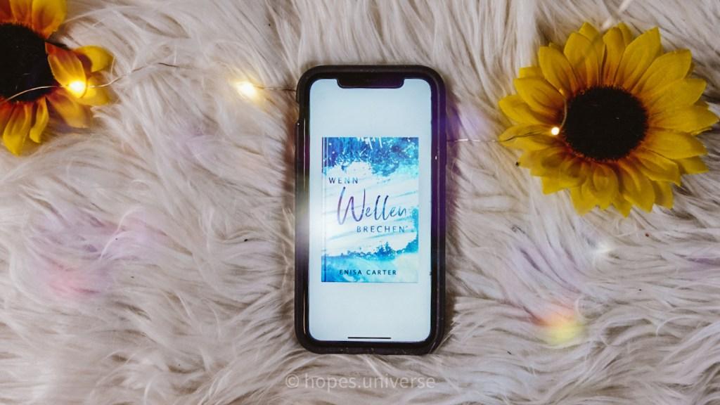 E-Book Wenn Wellen brechen von Lesemonat Mai 2021 – Hopes Universe