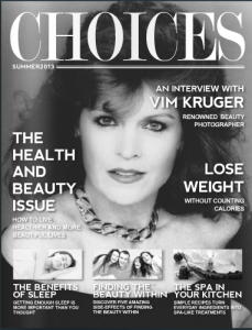 Choices Magazine by Judi Moreo