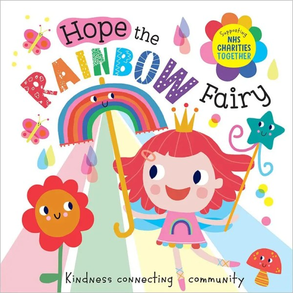 Hope the Rainbow Fairy Book Cover
