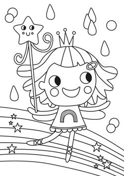 Hope's Colouring - colouring download