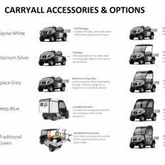 club car, precedent, carryall, golf, buggies, utility