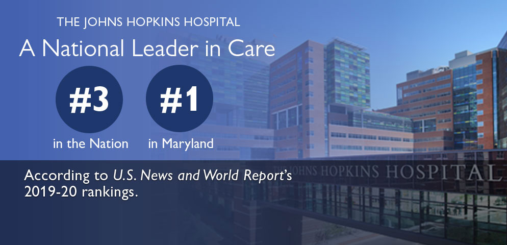 The Johns Hopkins Hospital | Johns Hopkins Medicine in Baltimore, MD