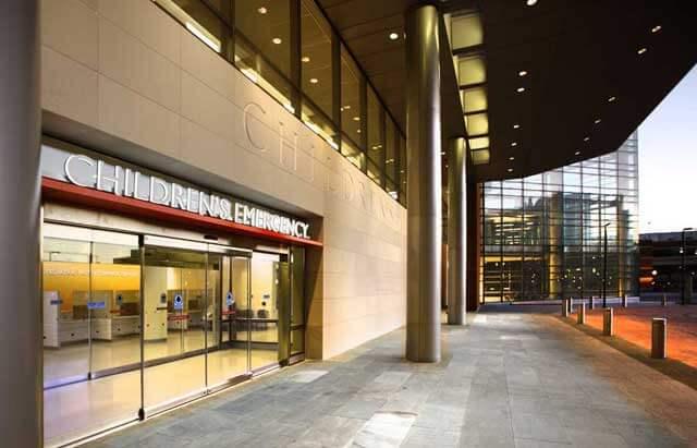 Entrance Canopy  The Johns Hopkins Hospital