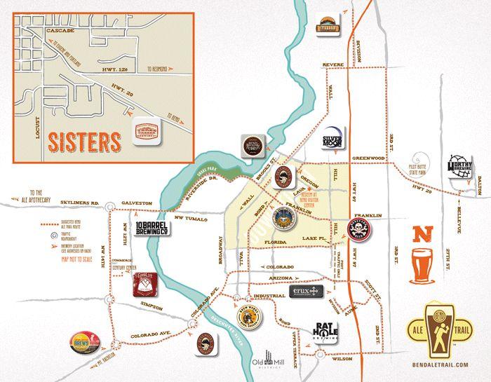 The Beer Traveler Bend Ale Trail Beer Tour Hoplight Social