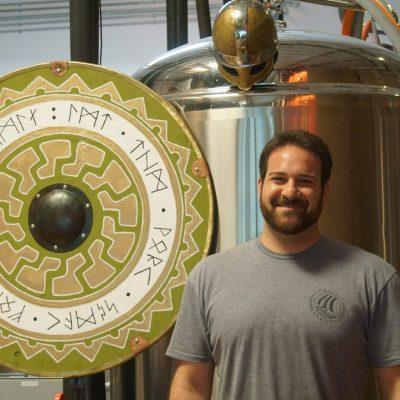 Longship Brewery Owner Dan Jachimowicz