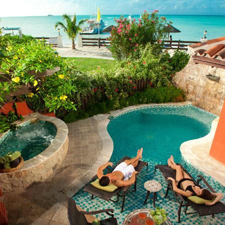 Sandals Grande Antigua Resort  All Inclusive Adult Vacations  Lisa Hoppe Travel