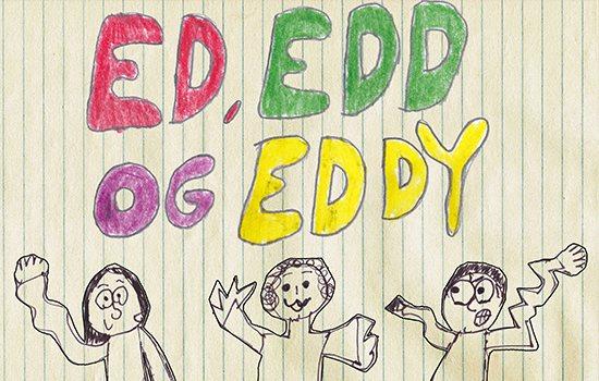 Ed, Edd Og Eddy bandportrett