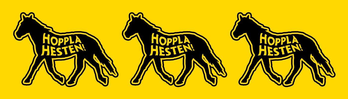 Hoppla Hesten