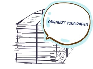 organize your paper