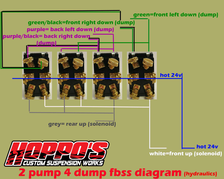 lowrider hydraulic pump wiring diagram radio 2006 dodge ram 1500 tech