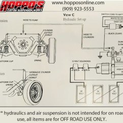 Lowrider Hydraulic Pump Wiring Diagram Embraco Relay Tech
