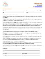 Rabbit Adoption Contract 2015
