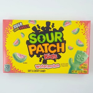Sour Patch Watermelon Box