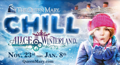 THE Queen Mary Chill, Queen Mary, Holiday, ICE, Family