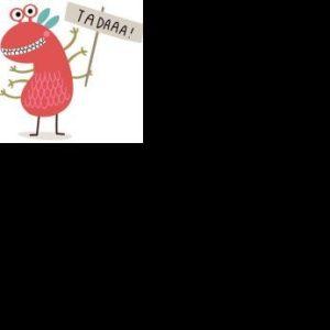 Bild Hopsi Monster