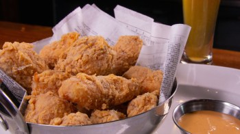 Southern Fried Curds