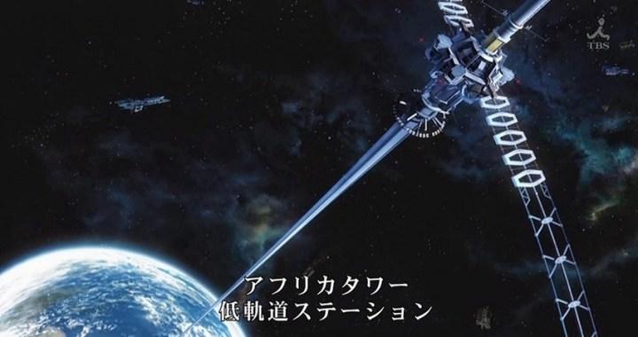 Japón pretende construir un ascensor al espacio