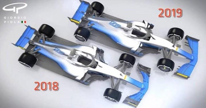 Novedades en la Fórmula 1 para 2019: los cambios en el Reglamento
