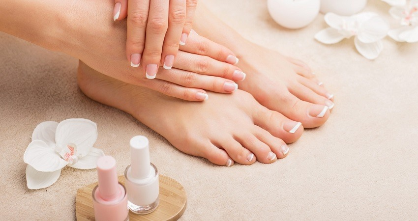Pedicura perfecta