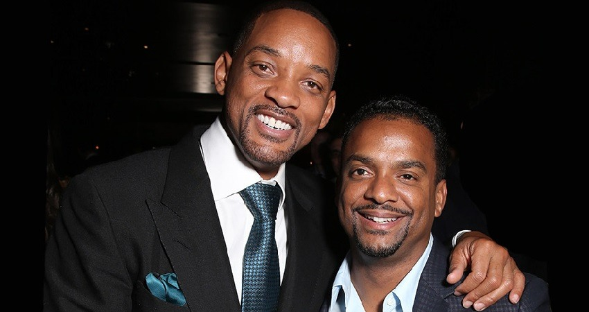 Will Smith y Alfonso Ribeiro